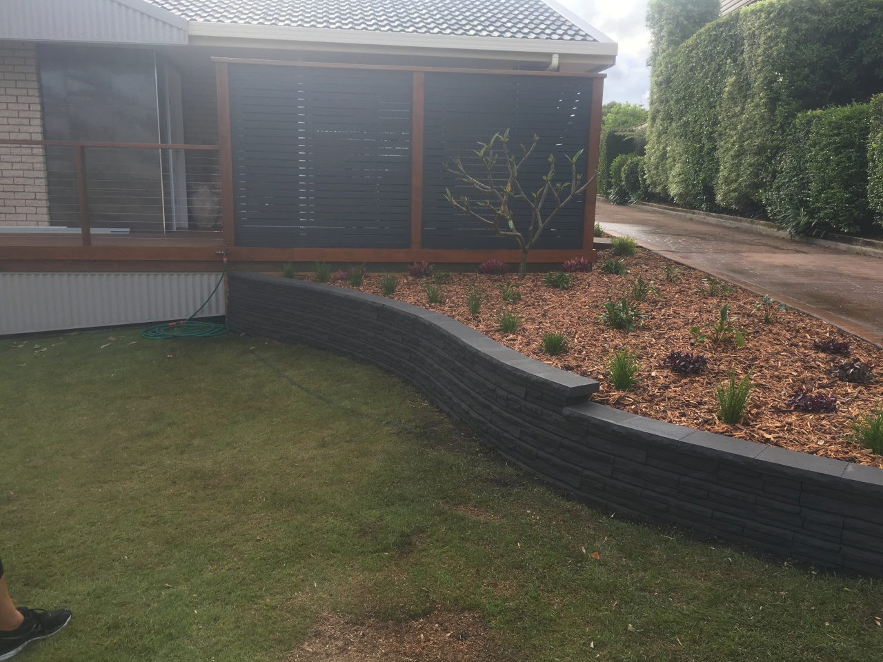Landscaping by Aarons Quality Lawns & Landscaping